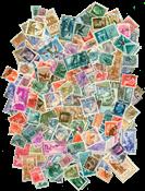 Italien - 200 frimærker