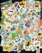Animaux 1200 timbres