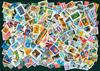 Frankrig - 600 stemplede frimærker
