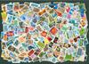 Frankrig - 800 stemplede frimærker