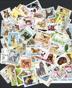 Dogs - 250 stamps