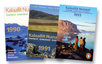 Greenland year pack 1990-1999