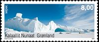 Grønland - Sepac - Postfrisk frimærke