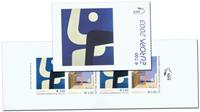 Grækenland - Europa 2003 - Postfrisk hæfte