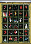 Færøerne - Juleark 2011 - Julemærkeark