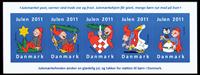 Danmark - Julemærke'11 - Megamærker