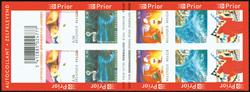 Belgien - H.C. Andersen - Postfrisk hæfte