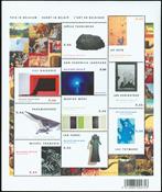 Belgien - Kunst - Postfrisk miniark