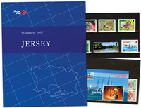 Jersey - Yearbook 2007 - Year Book