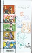 Belgien - Frimærkefestival - Postfrisk miniark