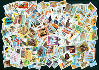 Laos 635 different stamps