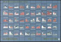 Denmark - Christmas sheet 1964