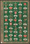 Danmark Julemærkeark 1989