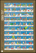 Denmark - Christmas sheet 1990