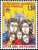 Vatican - International day of families - Mint set