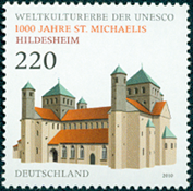 Germany - St.Michaelis church Hildesheim
