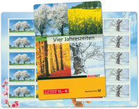 Germany - Four seasons - Mint booklet