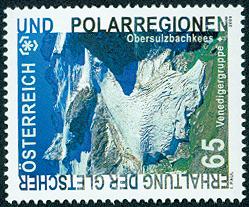 Østrig - Global opvarmning - Postfrisk frimærke