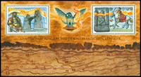 Østrig - Romersk udgravning - Postfrisk miniark