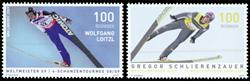 Østrig - Sport - Postfrisk sæt 2v.