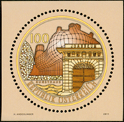 Austria - 200 years of Joanneum Museum - Mint s/s