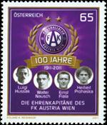 Austria - Vienna 100 years - Mint stamp