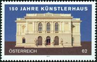 Østrig - Kunsthus - Postfrisk frimærke