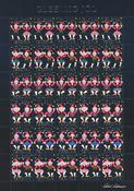 Faroe islands - Christmas sheet 2004