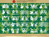 Denmark - Christmas sheet 2005