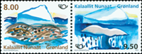Greenland - Nordic issue 2012 - Mint set 2v