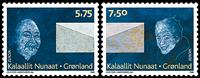 Grønland - Europa'08(2) * - Postfrisk sæt 2v