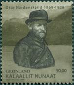 Grønland - Ekspeditioner - Postfrisk frimærke
