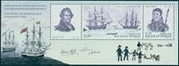 Grønland - Ekspeditioner - Postfrisk miniark