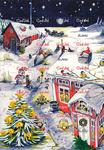 Åland - Juleark 2004 - Julemærkeark