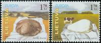 Litauen - Europa 2005 - Postfrisk sæt 2v