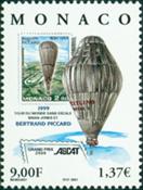 Monaco - Ascat - Postfrisk frimærke