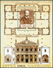 Vatikanet - Andrea Palladio - Postfrisk miniark