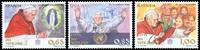 Vatican - Apostolic journeys 2009 - Mint st 3v