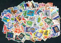 Zwitserland meer dan 1000 postzegels