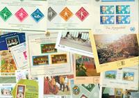 Venezuela - 2 stamps and 17 souvenir sheets