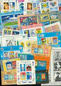 Uruguay 21 souvenir sheets