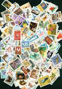 Polen - Frimærkepakke - 473 forskellige