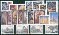 Uzbekistan 20 mint stamps