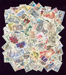 Tjekkoslovakiet 214 forsk. billedmærker