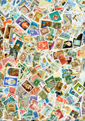 Hungary 2000 different stamps