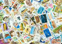 Frimærkepakke - Ex-russiske stater 288 forskellige