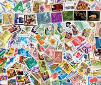 Rwanda - frimærkepakke 224 forskellige