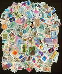 USA - frimærkepakke 1000 forskellige