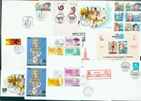 Spain 10 envelopes