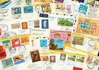 Lufthansa 58 first flight envelopes